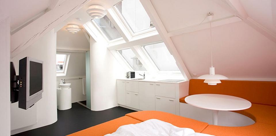 Short term rentals The Hague 7